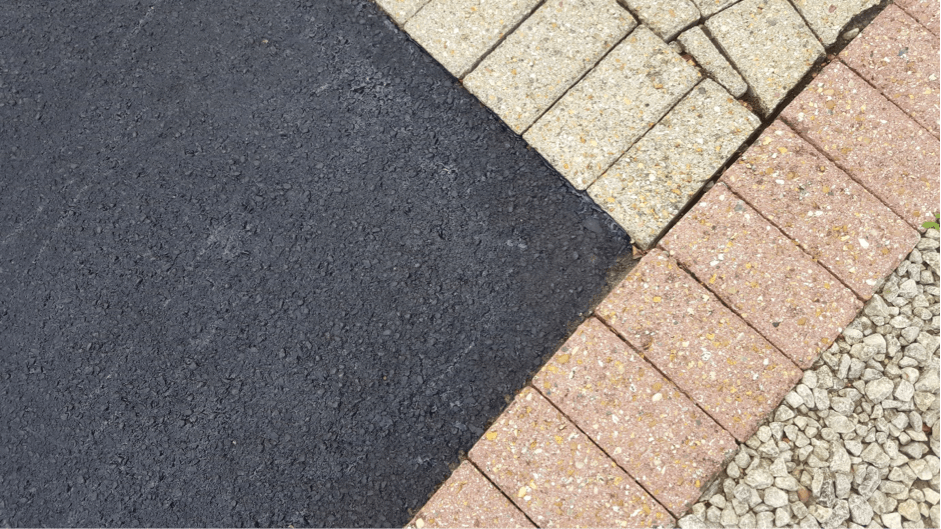 Hydrodynamix Kent Ltd then transform the look of your tarmac driveway